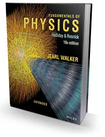 Fundamentals of Physics extended 10th edition Halliday